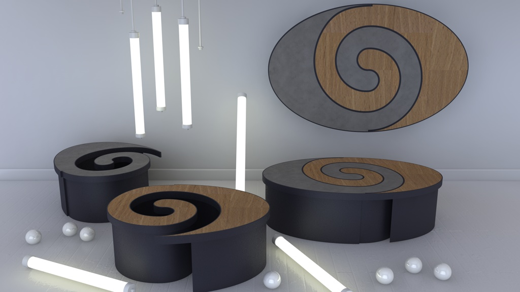 Modular Coffee Table By Rainer Schmidt View Full Size